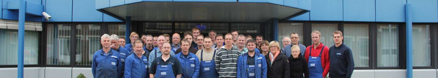 Employees of Dornieden Anlagentechnik GmbH
